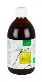 LIGNE DREN - DETOX Integratore alimentare a base di piante che favorisce il drenaggio dei liquidi corporei, il microcircolo e il contrasto degli inestetismi della cellulite
