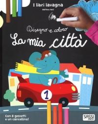 Disegno e Coloro - La Mia Città