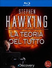 Stephen Hawking - La Teoria del Tutto - Blu-Ray Disc