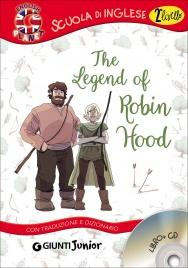 Legend of Robin Hood - Libro + CD