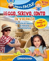 Leggo, Scrivo, Conto in Vacanza - 9/10 Anni