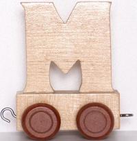 Lettera M per Trenino