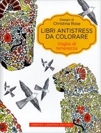 Libri Antistress da Colorare - Voglia di Tenerezza