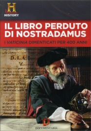 Il Libro Perduto di Nostradamus - DVD