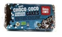Dark Choco Coco - Gallette di Riso al Cioccolato Fondente e Cocco