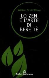 """Copertina del libro """"Lo zen e l'arte di bere il tè"""""""
