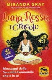 Luna Rossa l'Oracolo (41 Carte e Libretto di istruzioni)