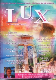 Lux Terrae n.26 - Giugno/Agosto 2016