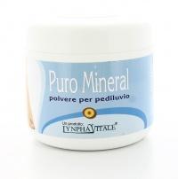 Puro Mineral  - Polvere per il Pediluvio