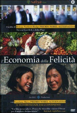 L'Economia della Felicità - DVD