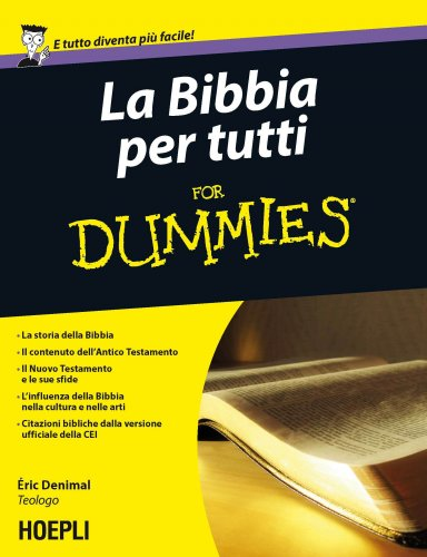 La Bibbia Per Tutti for Dummies (eBook)