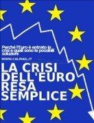 La Crisi dell'Euro Resa Semplice (eBook)