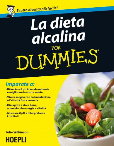 La Dieta Alcalina for Dummies (eBook)