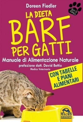 La Dieta BARF per Gatti (eBook)