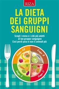 La Dieta dei Gruppo Sanguigni (eBook)