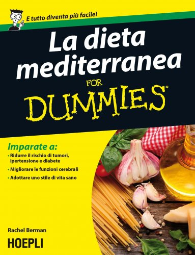 La Dieta Mediterranea for Dummies (eBook)