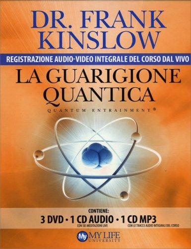 La Guarigione Quantica (3 Dvd + 1 Cd Audio + 1 Cd mp3)