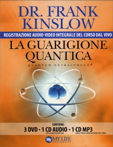 La Guarigione Quantica (3 Dvd + 1 Cd Audio + 1 Cd mp3)