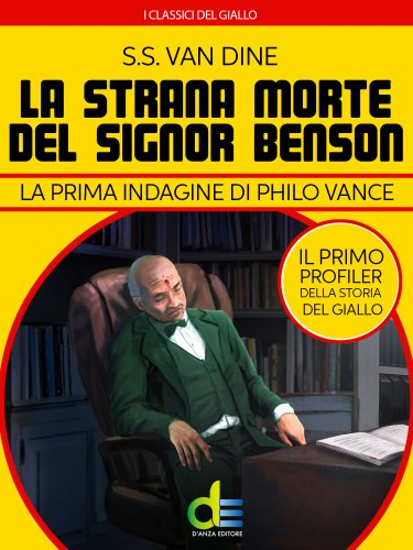 La Strana Morte del Signor Benson (eBook)