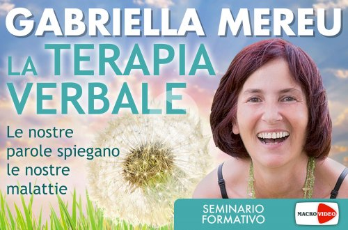 La Terapia Verbale (Videocorso Download)