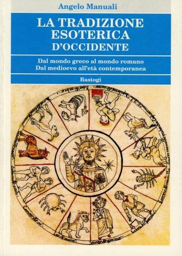 Copertina - La Tradizione Esoterica d'occidente