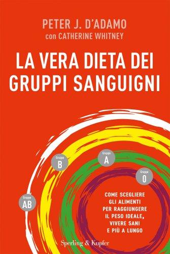 La Vera Dieta dei Gruppi Sanguigni (eBook)