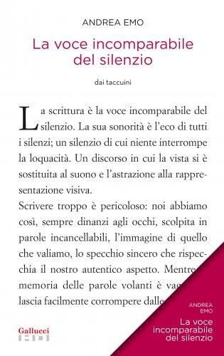 La Voce Incomparabile del Silenzio (eBook)