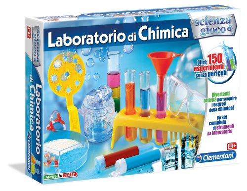 Laboratorio di Chimica - Scienza e Gioco