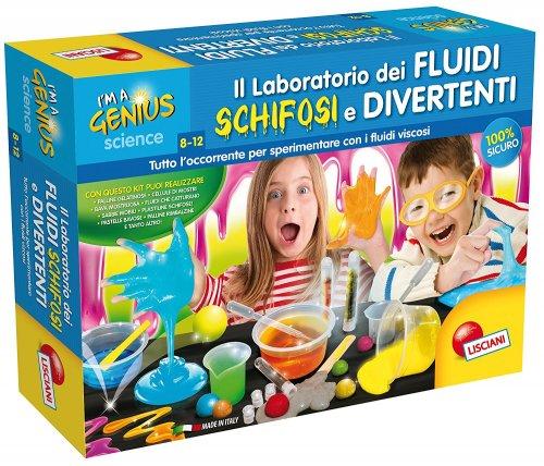 Il Laboratorio dei Fluidi Schifosi