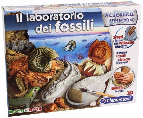 Il Laboratorio dei Fossili
