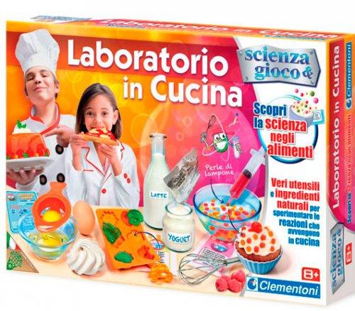 Laboratorio in Cucina