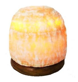 Lampada in Aragonite 1/2 Kg