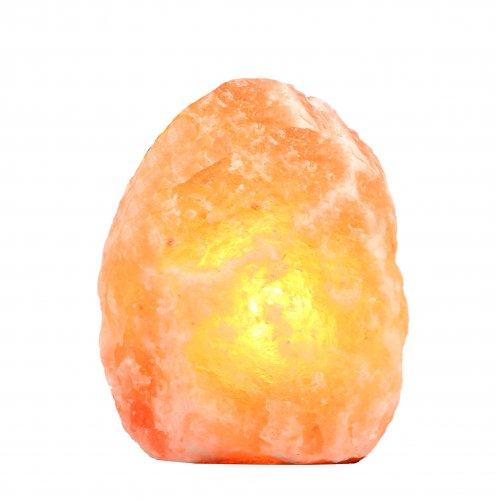 Lampada di Sale Himalayano (2,0-3,5 kg) - Senza Base di Legno