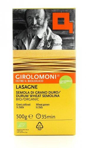 Lasagne di Semola di Grano Duro Bio - 250 g.