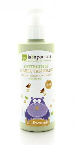 Le Albicoccole - Bio Detergente Cambio Pannolino