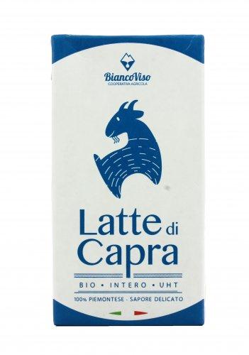 Latte di Capra Bio Intero UHT