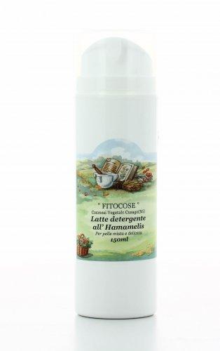 Latte Detergente all'Hamamelis