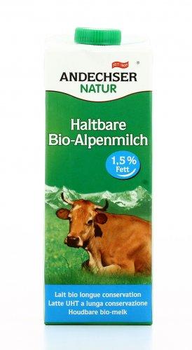Latte Parzialmente Scremato Biologico
