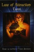 Law Of Attraction Tarot con Libro e Carte (in Lingua Inglese)