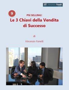 Le 3 Chiavi della Vendita di Successo (Audiocorso Mp3)
