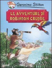 Geronimo Stilton - Le Avventure di Robinson Crusoe