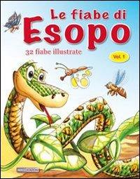Le Fiabe di Esopo - Vol. 1 (eBook)