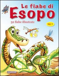 Le Fiabe di Esopo - Vol. 1 (eBook)