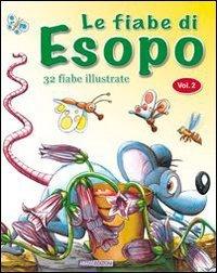 Le Fiabe di Esopo - Vol. 2 (eBook)