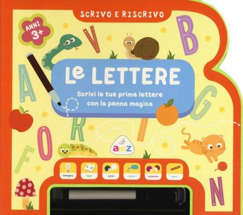 Scrivo e Riscrivo - Le Lettere