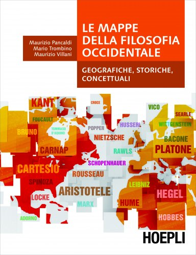 Le Mappe della Filosofia Occidentale (eBook)