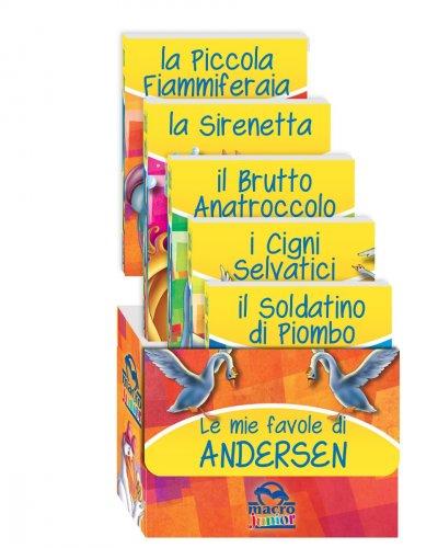 Le Mie Favole di Andersen - Cofanetto 5 Libri