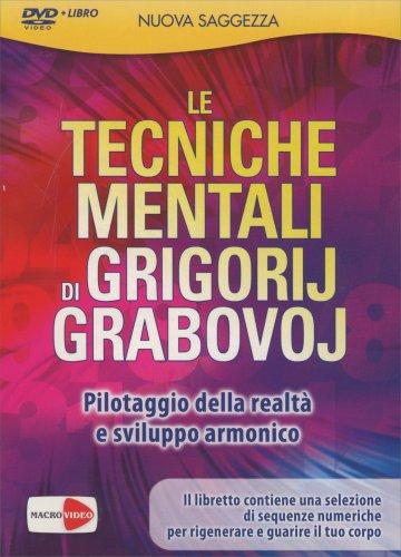 Le Tecniche Mentali di Grigorij Grabovoj - Videocorso in DVD