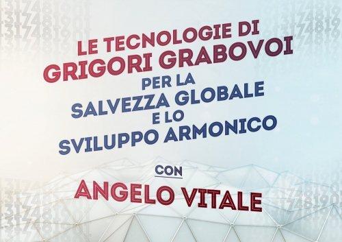 Le Tecnologie di Grigori Grabovoi (Videocorso Digitale)