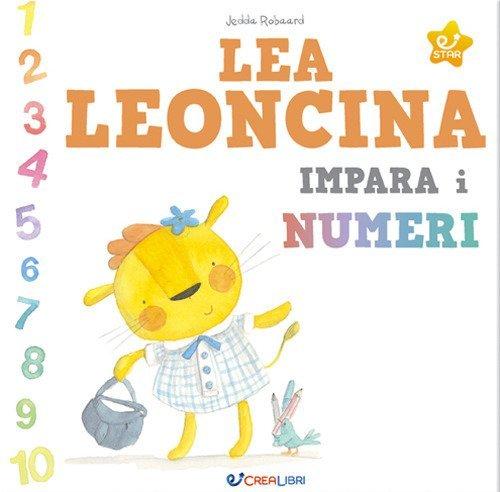 Lea Leoncina - Impara i Numeri